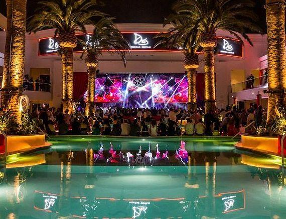 Music's Most Electrifying Artist, The Weeknd, Celebrates Birthday, Hit Single and Video with Live Concert Performance at Drai's