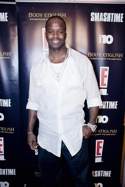 NBA star Jermaine O'Neal celebrated his birthday at Body English