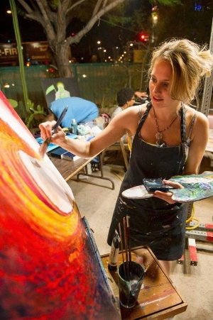 May 6 First Friday: Art Through The Ages