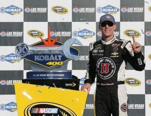 Harvick Favored to Repeat as Kobalt 400 Champion at Las Vegas Motor Speedway March 6