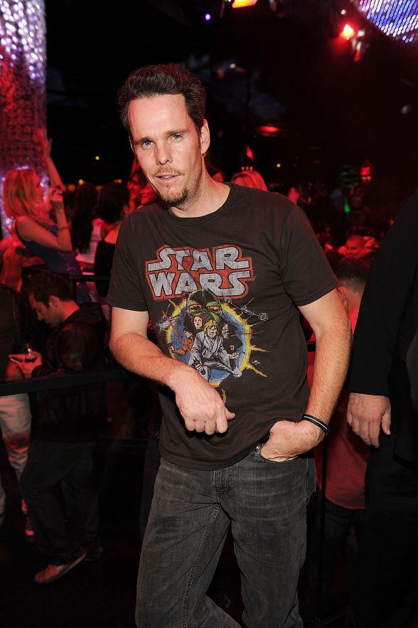 Kevin Dillon from HBO's Entourage at Vanity