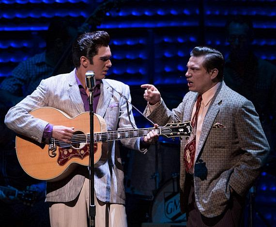 'Million Dollar Quartet' at The Smith Center For The Performing Arts in Las Vegas
