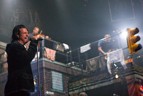 Ricardo Arjona Performs at The Joint in The Hard Rock Hotel