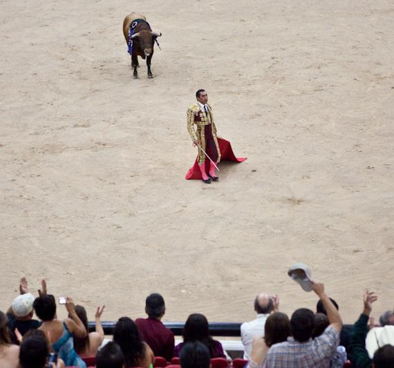 Toros Las Vegas Bloodless Bullfighting at South Point Equestrian Arena