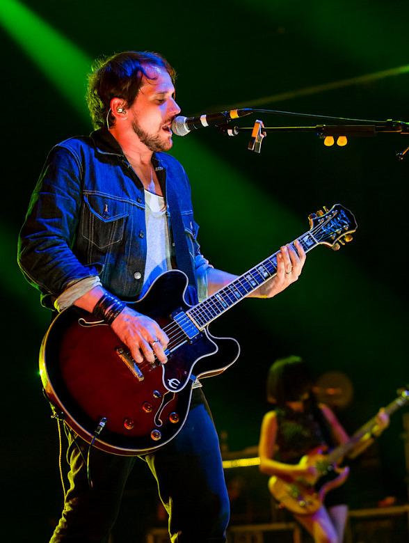 Silversun Pickups Perform at The Joint at Hard Rock Hotel & Casino