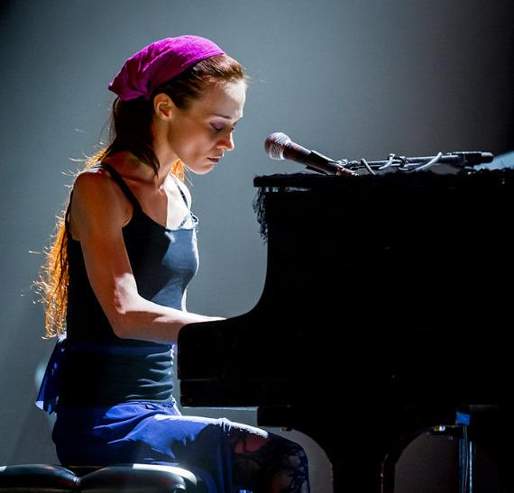 Fiona Apple performs at The Joint at Hard Rock Hotel &amp; Casino in Las Vegas