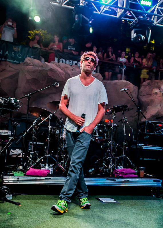 Matisyahu performs at SOUNDWAVES at Hard Rock Hotel & Casino in Las Vegas