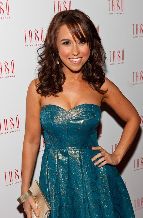 Lacey Chabert Celebrates Birthday at Tabú Ultra Lounge