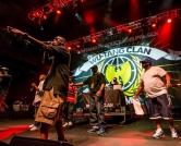 Wu-Tang Clan Performs at Brooklyn Bowl Las Vegas at The LINQ