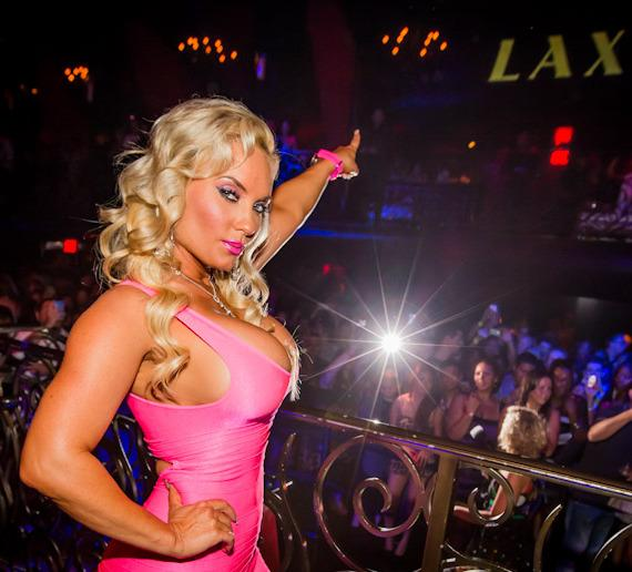 Coco at LAX Nightclub