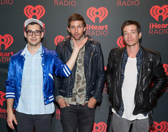 FUN at iHeartRadio Music Festival