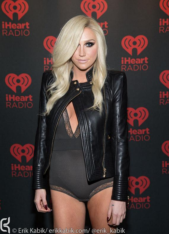 Ke$ha on Day 2 of iHeartRadio Festival in Las Vegas