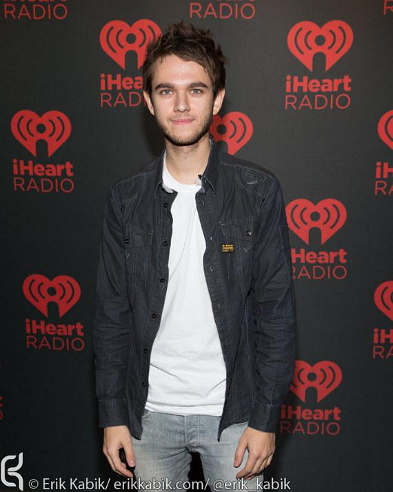 Zedd on Day 2 of iHeartRadio Festival in Las Vegas