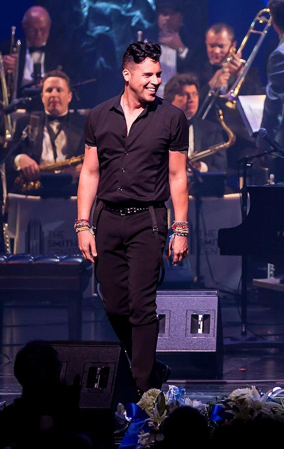 Frankie Moreno at The Nevada Sesquicentennial All-Star Concert
