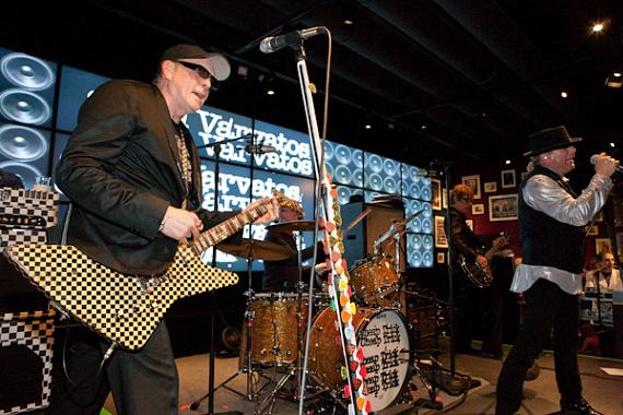 Cheap Trick opens John Varvatos Store at Hard Rock Hotel