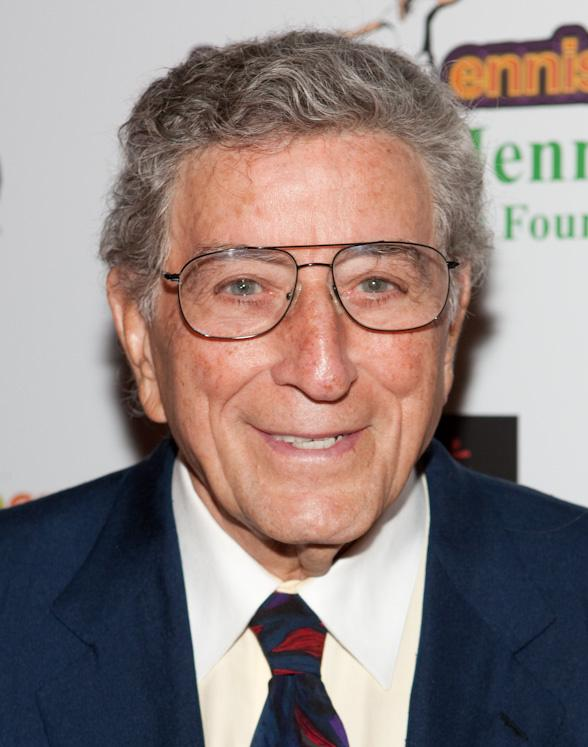 Tony Bennett at TAO to Benefit VegasTennis.com's Marty Hennessy Jr. Tennis Foundation