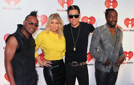 Black Eyes Peas at iHeart Radio Music Festival