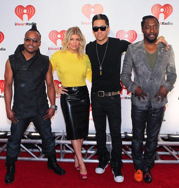 Black Eyes Peas at iHeartRadio Music Festival