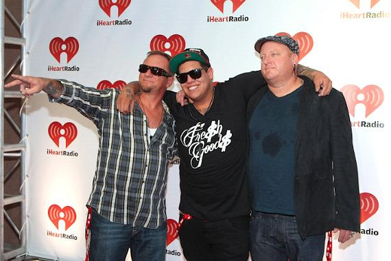 Sublime with Rome at iHeartRadio Music Festival
