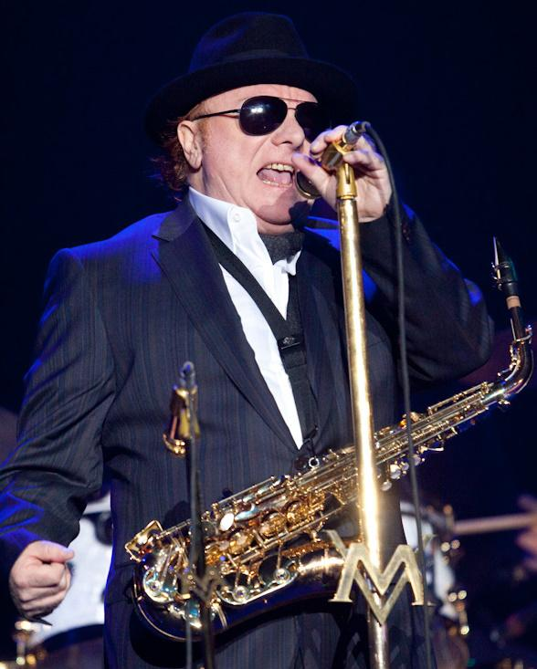 Van Morrison Performs to a Sold Out Crowd at The Joint