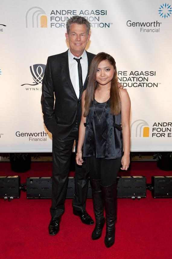 David Foster and Charice Pempengco