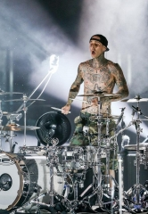 Hyde Bellagio Launches First Residency, Travis Barker's 'Give the Drummer Some,' August 18