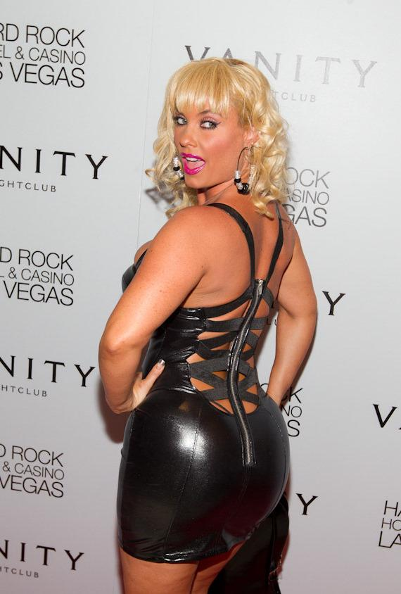 Coco at Vanity Nightclub
