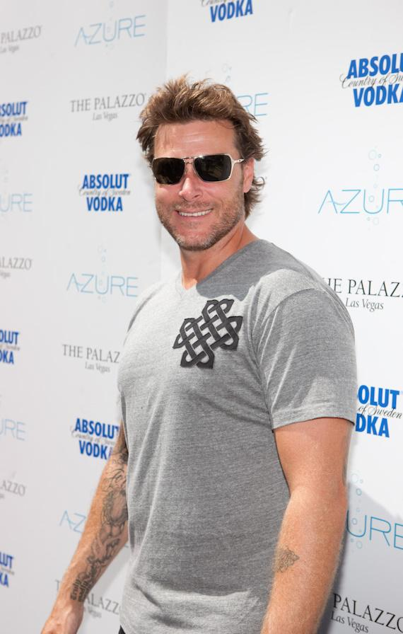 Dean McDermott at AZURE