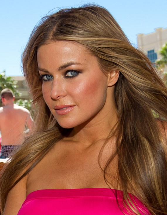 Carmen Electra hosts Labor Day Weekend at Moorea Beach Club