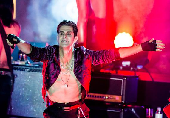 Jane's Addiction performs at Boulevard Pool at The Cosmopolitan of Las Vegas