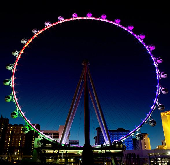 World's Tallest Observation Wheel to Welcome First Ticketed Passengers March 31