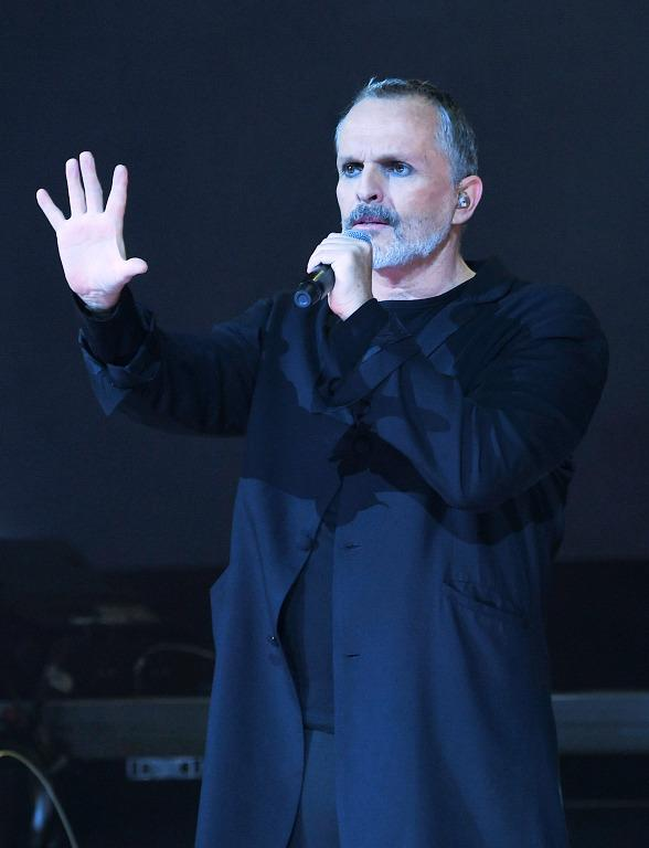 Miguel Bose Kicks off Mexican Independence Weekend in Vegas at The Pearl at the Palms