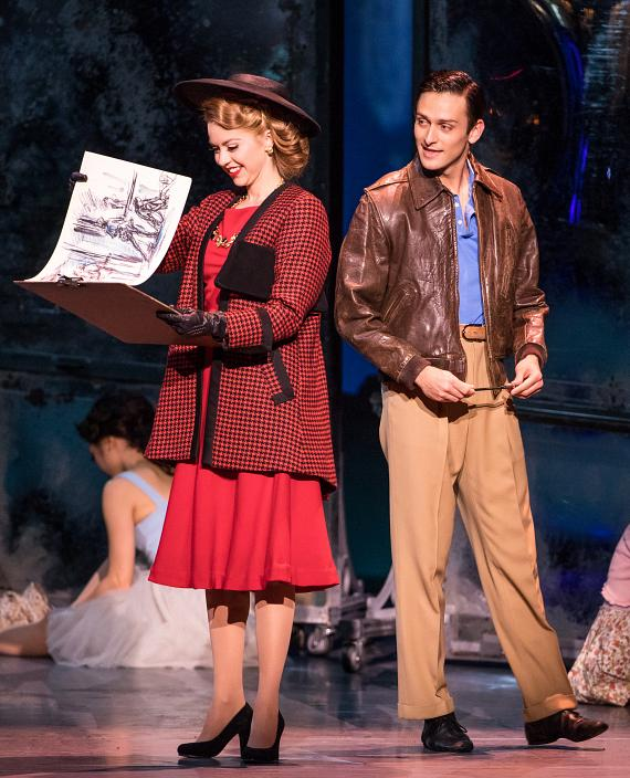 """An American In Paris"" Tour Photo"