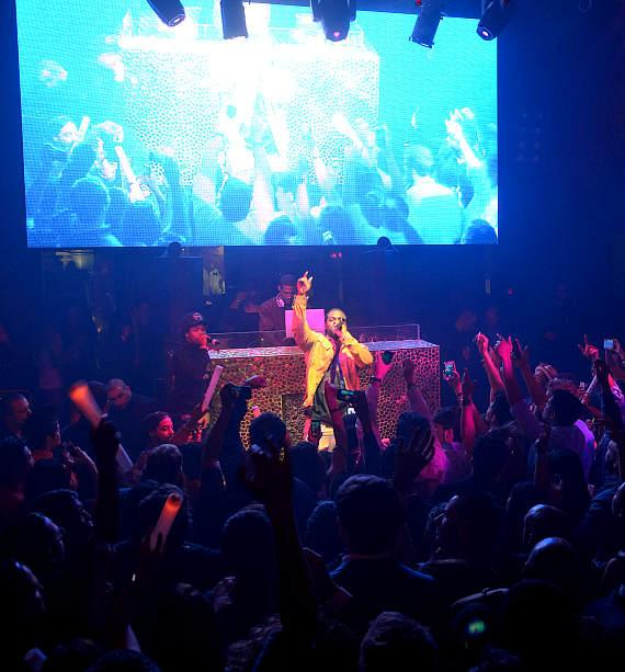 A$AP Ferg performs at TAO