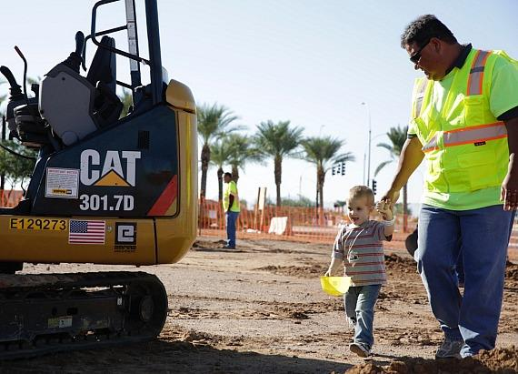 The event is 10 a.m. to 2 p.m., Saturday, October 7, at Symphony Park, 100 South City Parkway in Las Vegas.