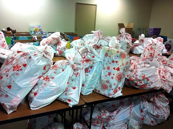 AFAN Holiday Toy Drive 2011