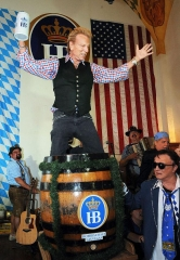 Hofbräuhaus Las Vegas & Magicians Siegfried & Roy Kick Off 13 Years of Oktoberfest Friday, September 16