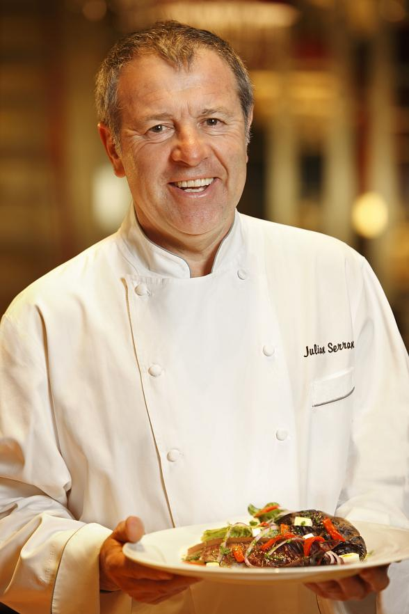 Chef Julian Serrano