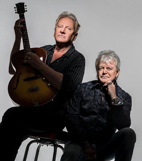 Legendary Soft Rock Duo Air Supply Returns to The Orleans Showroom Sept. 1-3