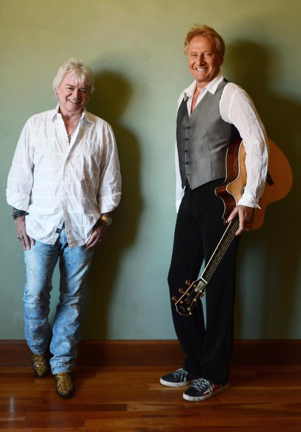 Australian Soft Rock Duo Air Supply Returns to The Orleans Showroom August 29-31