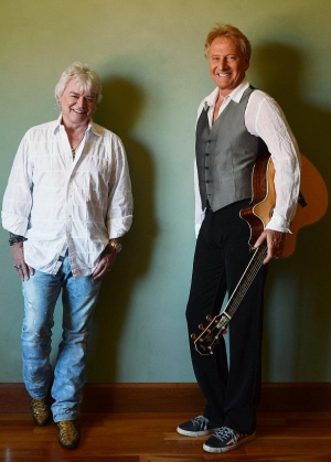 Air Supply's 40th Anniversary Celebration Continues with Labor Day Weekend Performances at The Orleans Showroom September 4-6