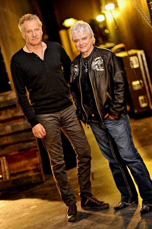 Air Supply Perform Their Hits at The Orleans Showroom May 28-30