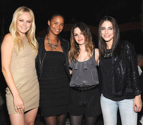 Malin Akerman, Joy Bryant, Rachel Bilson and Jessica Lowndes