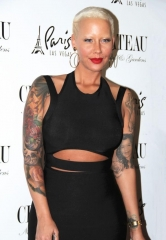 Amber Rose Hosts Memorial Day Party at Chateau Nightclub & Rooftop at Paris Las Vegas