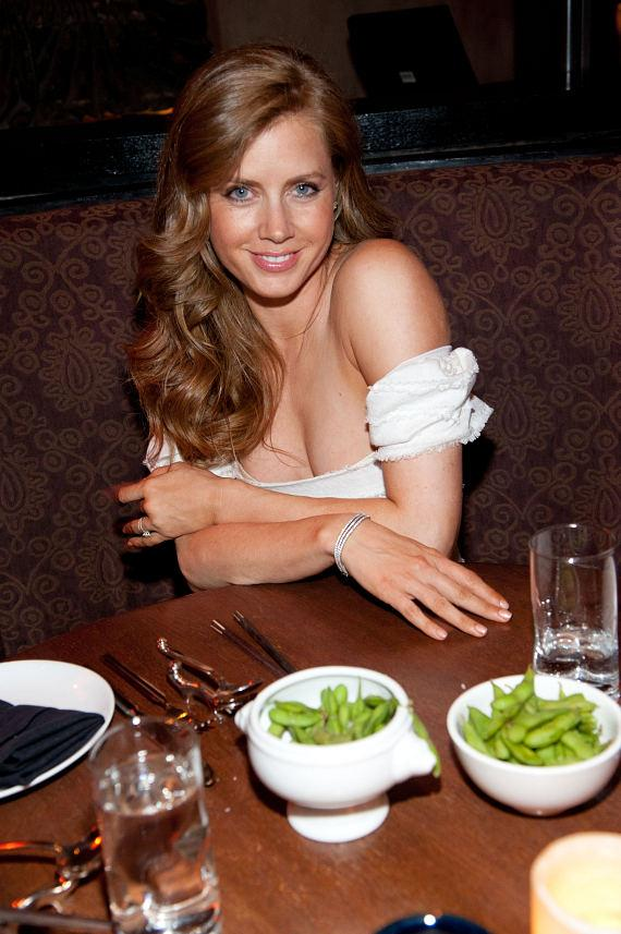 Amy Adams at TAO