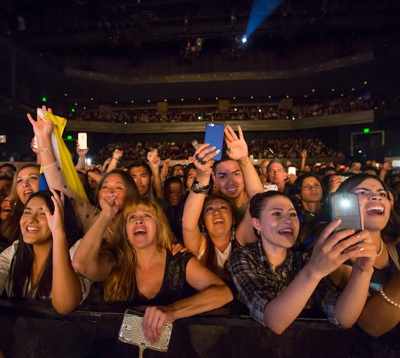An Evening with Juanes at The Cosmopolitan of Las Vegas