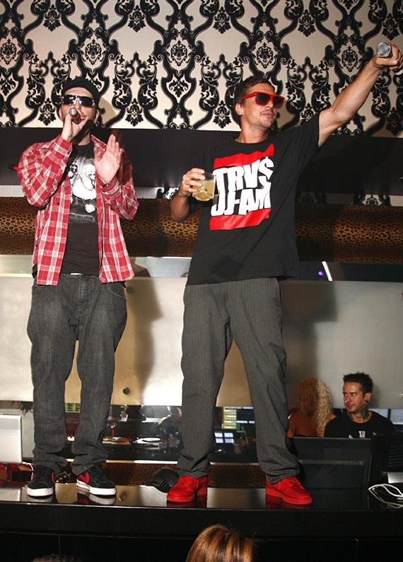 Andre Legacy and Dirt Nasty at Prive
