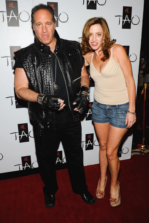 Andrew Dice Clay and Eleanor Kerrigan