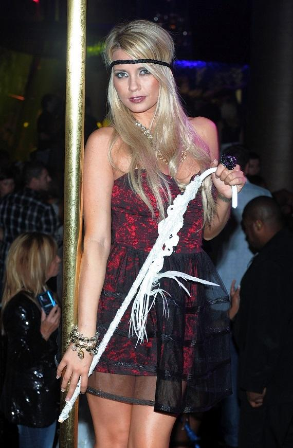 Angel Porrino hosts Angels and Demons party at Gallery Nightclub