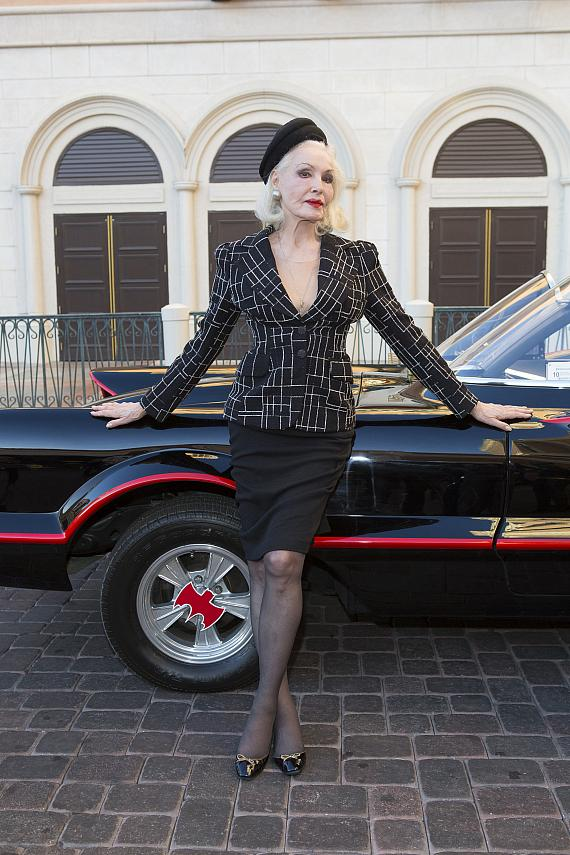 Animazing Event with Julie Newmar